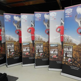 retractable banner for advertising rochester ny