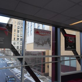 removable window graphics for advertising rochester ny