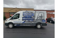 Vehicle Wrap For Service Organization rochester ny