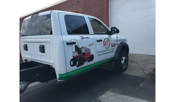 Cab vehicle graphic design and installation Henrietta NY