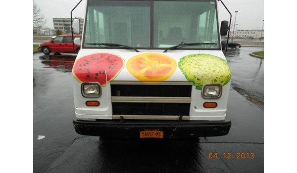 Food truck graphics and design Rochester NY